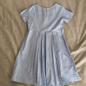 Flamingo Urban Dresses - {SOLD} NEW Blue Pleated Dress
